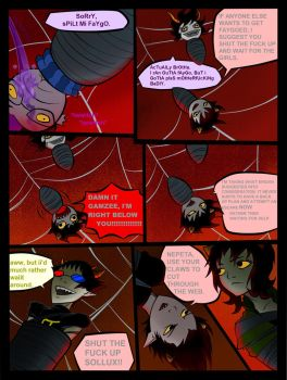 Mechanical Perfection page 9 by LeijonNepeta