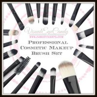 VisualEyeCandy Boutique Professional Makeup Brush by VisualEyeCandy