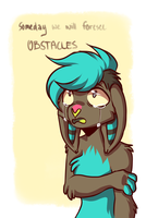 Obstacles by Griwi