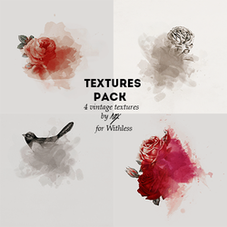 Vintage textures pack by Nox for ithless by noxgraphic