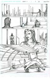 Top Cow Talent Contest 2016 Submission Page 4 by GDEAN