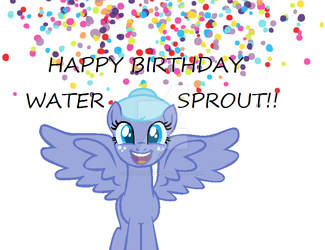 Happy Birthday!! by iiSilentCrxssMlp