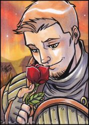 That One Special Rose by aimo