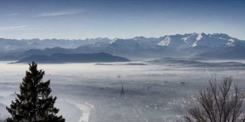 Turin's sunny winter by CAFxX