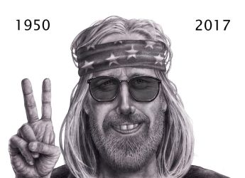 Tom Petty  - updated. by RodgerHodger