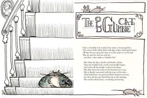 The Old Gumbie Cat - Spread by littlecrow