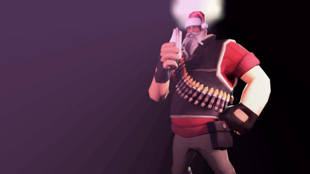 TF2 Heavy SFM by AeriolTF