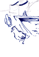 Random-pidgeons-at-the-park by Inaimathi