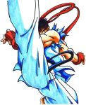 ryu high kick by trunks24