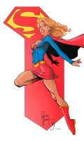 Supergirl by Andre-VAZ