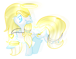 .:Gift:. [[Mystic Angel Light]] by MLPCrystalHarmony