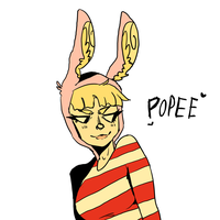 POPEE THE PERFORMER by chubbyspook