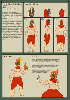 King of Nowhere - OCFC Ref by Kyriod