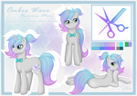 Commission: Ombre Wave by gladPotatOS