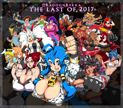 Ultimate 2017 by Dragoon-Rekka