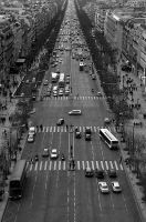 Avenue des Champs-Elysees by Rob1962
