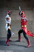 Shinkenger to the rescue! - II by SilviaArts