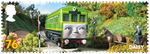 Daisy Royal Mail Stamp by KitKat37
