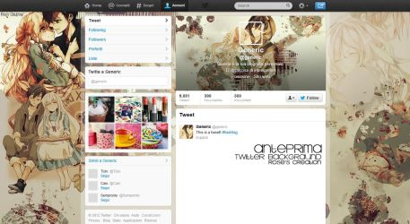 Twitter BG - SetoMary by dreamswoman