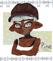 Pine by Requiempeaux
