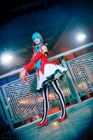 Cat's food - Miku - VOCALOID by Shirokii