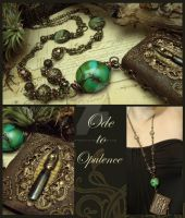 Ode to Opulence by LuthienThye
