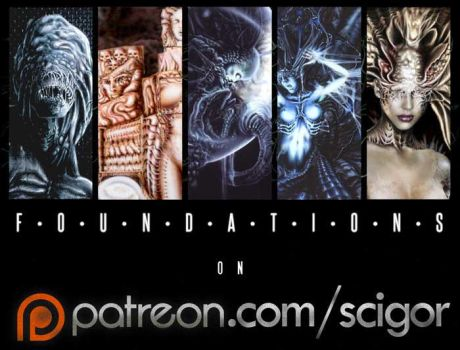 My new challenge on Patreon by Scigor