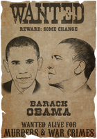 Wanted for War Crimes - PNG version by Bragon-the-bat