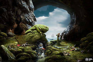 The Kings Of Frog Island by MadSpike
