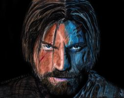 Jaime Lannister by Wanted75