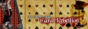 Card Rebellion Banner 1 by TheMorr