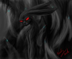 The Black Rabbit of Inle by Healing-Touch
