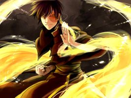 avatar zuko by vanillatte54