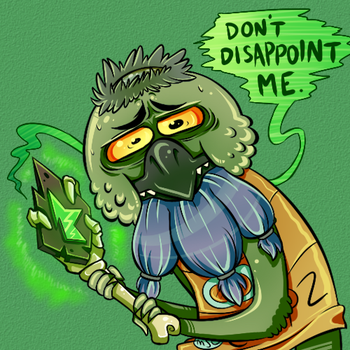 Don't dissapoint him by TheBealeCiphers