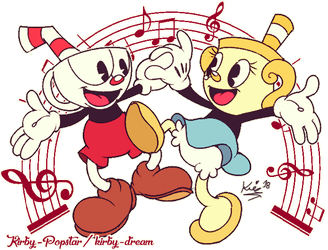 Lets Dance Together! by Kirby-Popstar