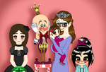 The Sweet Creeper Family by NoxidamXV