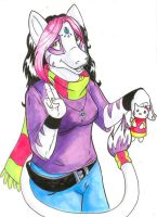 OMFG MORE STYLETHEFT by dani-kitty