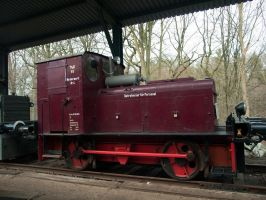 STOCK Old Locomotive 04 by Inilein