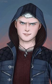 DMC5 exists and I can die in peace by AnaPunda