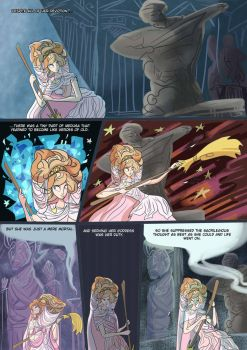 Medusa:Warrior of Justice the Graphic novel Pg 5 by BubbleDriver