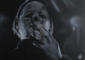 Michael Myers by buntUNDkreativ