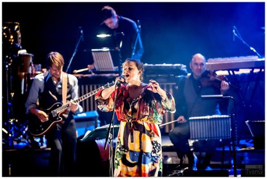 The Colorist + Emiliana Torrini 2 by Uchoose