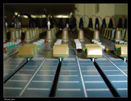The Faders by xsonic