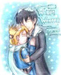 WW: Preview Doujinshi  Cover (Colored) by 11KairiMayumi11