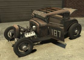 '30 Ford for GTA IV: flathead version! by Spex84