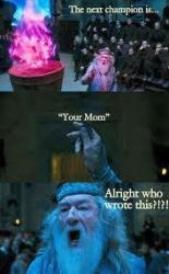 Harry potter humour 2 by TheManThatLaughed