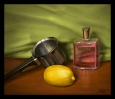 Stillife 1 by saintbug