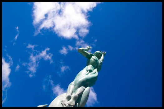 Look To The Sky by dcfranz