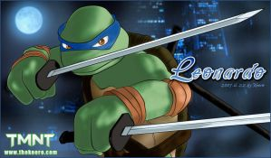 Leonardo color by keeroking