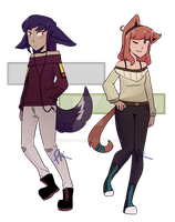 [CLOSED] Casual Kids Adopt by PK-adopts